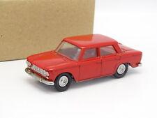Mercury 1/43 - Fiat 1300 Rouge N°9