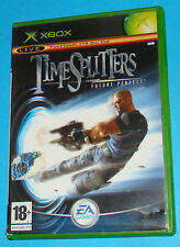 Time Splitters - Future Perfect - Microsoft XBOX - PAL