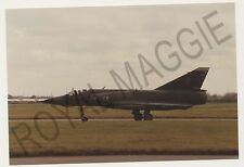 2 colour prints of French Air Force Mirage 3E 564 at RAF Finningley in 1993