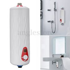 5500W Mini Instant Electric Hot Tankless Water Heater System Tap Faucet