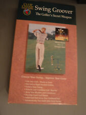 Club Champ Swing Groover, Instructional -Improve Your Golf Swing, New in Package