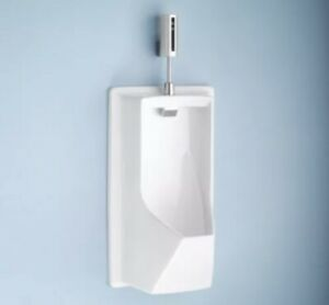 Toto UE930 Cotton Urinal With Electronic Flush Valve
