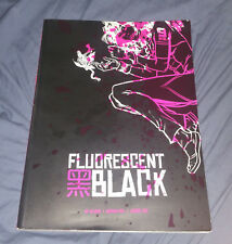 Heavy Metal: FLUORESCENT BLACK - rare graphic novel - 2010 softcover collection