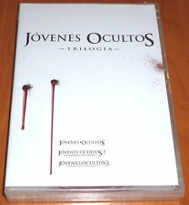 TRILOGIA JOVENES OCULTOS / TRILOGY THE LOST BOYS - DVD R 2 - Precintada