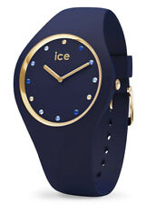 ICE WATCH 016301 ICE cosmos Blue shades Small, Silikon Dunkelblau neu