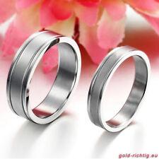 2 Partner Ringe (Partnerringe Freundschaftsringe Freundschaft Hochzeit Ring) NEU