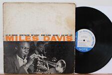 "Miles Davis LP ""Volume 1"" ~ Blue Note 1501 ~ 47 W 63rd, Ear, RVG DG Mono"