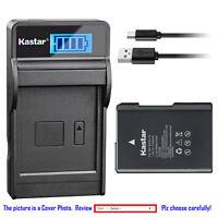 Kastar Battery LCD Charger for Nikon EN-EL14 & Nikon Coolpix P7700 Coolpix P7800