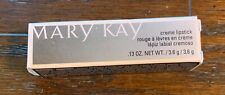 MARY KAY CREME LIPSTICK~NIB~YOU CHOOSE CREAM LIP STICK~DISCONTINUED RARE COLORS!