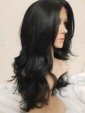 Glamour, Black Human Hair Wig, Real Hair, Human Hair Blend, lace front