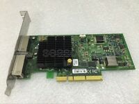 HP 4x DDR PCIe Dual Port NIC 487505-001 483514-B21 network card