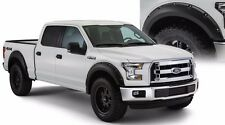 BUSHWACKER POCKET STYLE FENDER FLARES 20935-02, FITS FORD F-150 2015-2017