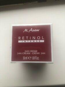 M Asam Retinol Intense 24hr Cream 50ml  BN & Sealed