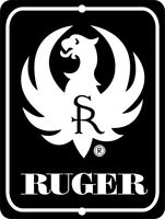 "RUGER Firearms Metal Aluminum Tin Sign 9"" x 12"""