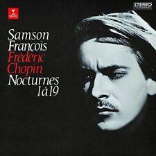 SAMSON FRANCOIS-CHOPIN: NOCTURNES(SLCT): PIRES-JAPAN 2 SACD Hybrid K25