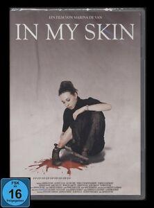 DVD IN MY SKIN - MARINA DE VAN - alte FSK *** NEU ***