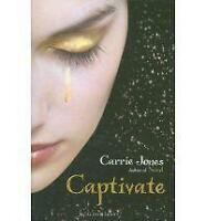 Captivate by Carrie Jones (Paperback, 2010) New Book