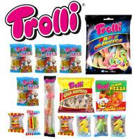 Trolli Assorted 2 Showbags Gummy Bears Pizza Burger Hot Dog Gummy Bulk Lollies