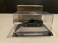 BMW 5er Alpina B10 Bi-turbo grün Limousine private collection H0 Herpa 1:87 OVP