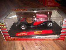 Vintage Majorette Club 1/24  Bugatti 55 new in box