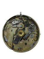 AH Arnold & FH Huguenin 30 Minute Recording Chronograph Pocket Watch Movement