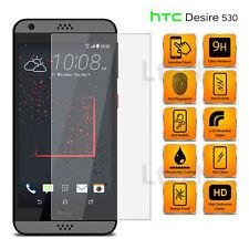 HTC Desire 530 - Antigraffio Trasparente Protezione Schermo in Vetro Temperato