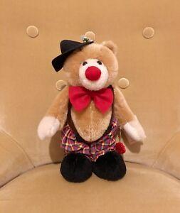 Mohair bear by Teddy Hermann - Clown limited edition