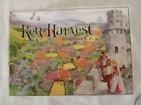 Family board game KEY HARVEST by Rio Grande Games age 10+. number  players 2-4