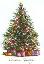 Charity Christmas Card Air Ambulance Service UNDER THE TREE 10 Pack