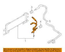FORD OEM 11-14 Mustang Transmission Oil Cooler-Connector tube BR3Z7R081C
