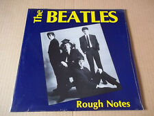 Beatles - Rough Notes rare studio LP Not TMOQ SEALED