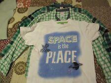3 Boys Gymboree Shirts, 2 Long Sleeve & 1 Short Sleeve - 7-8