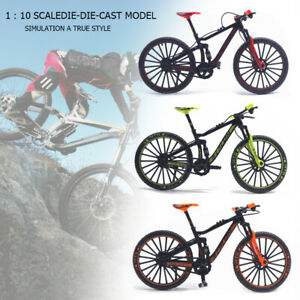 1:10 Bike Vehicle Model Children Mountain Bicycle Toys Kid Simulation Collection