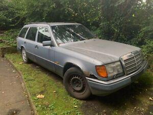 *Rare* 1992 Mercedes-Benz 300TE 4MATIC Estate W124 S124 *Spares or Repairs*