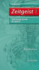 Zeitgeist: 1: AS WJEC Self-Study Guide with CD-ExLibrary