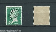 PRÉOBLITÉRÉS - 1922-47 YT 65 - TIMBRE NEUF** LUXE - COTE 65,00 € - 015