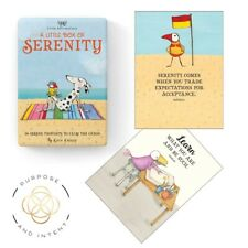 Serenity Positive Affirmation Cards Daily Affirmations