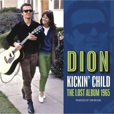 DION - KICKIN' CHILD: THE LOST ALBUM 1965   CD NEUF