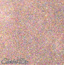GLITTER MISTI NAIL GEL/Acrilico Nail Art Pastello Miste 6g Borsa Sorbetto Dip