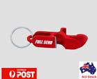 FULL SEND Shotgun Tool Bottle Opener Beer Cans Bar Multi-purpose Keychain