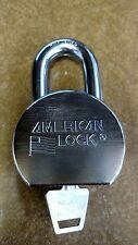 American Lock padlock model 700