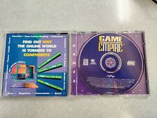 SoftKey Game Empire PC CD-ROM Game - Over 250 Games Arcade Style Games