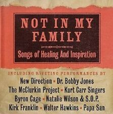 Various - Not in My Family: Songs of Healing and Inspiration - New CD