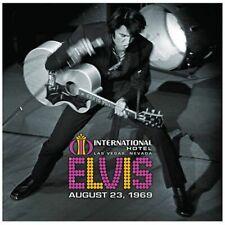 Elvis Live At The International Hotel LAS VGS NV August 231969 2 LP - PRE ORDER