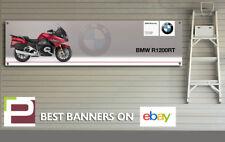 BMW R1200RT Striscione per Officina, Garage, ufficio, la macchina di ultima generazione a cavallo