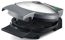 Breville BWM250BSS Crisp Control Standard Waffle Maker