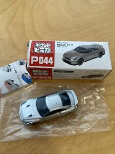 Tomica Tomy Half Size Nissan GT-R Scale 1:87