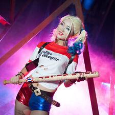 Harley Quinn Suicide Squad Wooden Baseball Cosplay Batman Comics bat