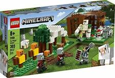Lego 21159 LEGO Minecraft The Pillager Outpost 21159 Kit, New 2020 (303 Pieces)