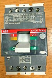 ABB SACE TMAX T1B 160 16A TP MCCB